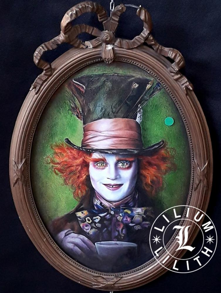 Johnny Depp por LiliumLilith